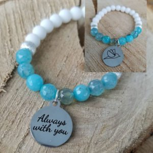 Always with You Bracelet by Medium Jay Lane
