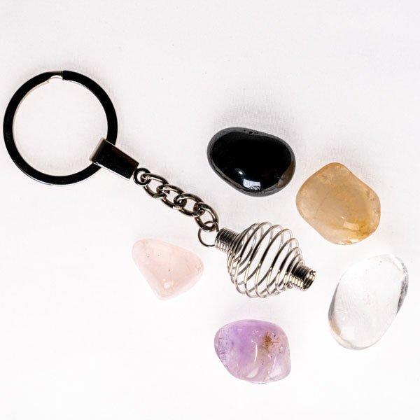 Medium Jay Lane's Go to gems keychain