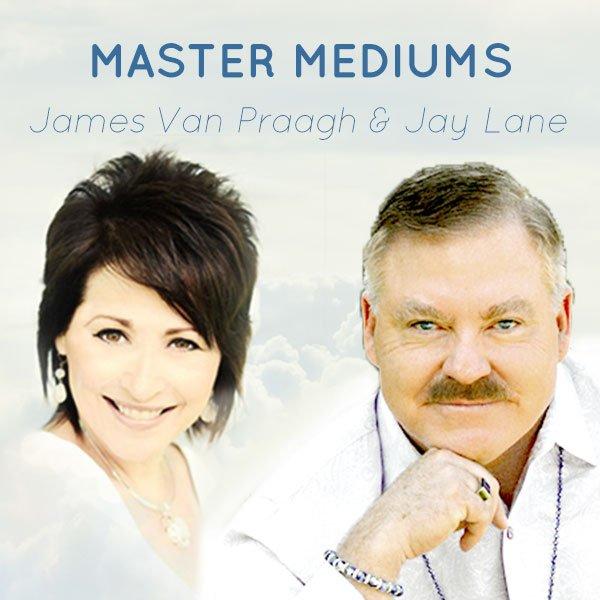 Psychic Medium Jay Lane