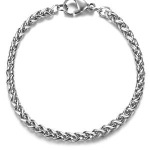 Custom Chain Link Bracelet by Medium Jay Lane