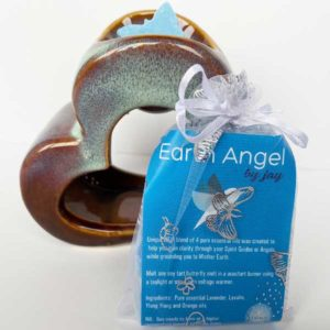 Aromatherapy Earth Angel Soymelts by Medium Jay Lane