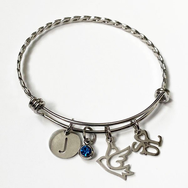 Expressions of Love Bracelet by Medium Jay Lane